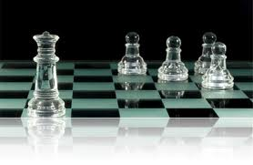 Asymmetrical Balance - Chess